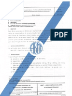 NBR 6457 -AMOSTRAS DE SOLO- Preparação de ensaio de compactação e ensaio de caracterização