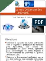 Informatica nas organizações