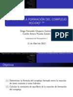 Complejo H(CrO4)