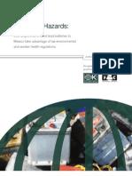 Exporting Hazards