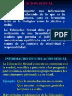 Educacion Sexual Ivan
