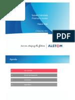 Alstom Group Presentation SG 2 Dec 2011