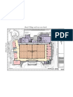 Convention Center Layout