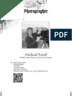 Michael Fatali Profile Photographer