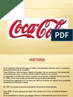 Presentacion de Marketing- Coca Cola