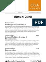 Russia 2020 Scenarios