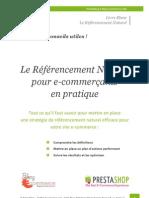 Guide Referencement Naturel PrestaShop BlogEcommerce