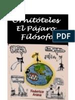 Federico Arana Ornitoteles El Pajaro Filosofo