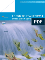 Aesn Observatoire Prix Eau2011 Vdef