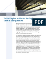 To Re-Engine or or Not Re-Engine