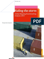 Riding the Storm Global Shipping Benchmarking Analysis