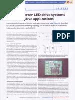Automotive LED Buck Converter
