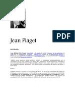 Jean Piaget Triptico