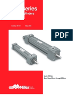 MHP Miller Hydraulic Cylinders
