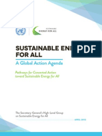 Sustainable Energy for All - A Global Action Agenda Rio 20 Un