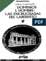 18985142 Los Dominios Del Hombre Cornelius Castoriadis