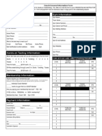 Coach Cred All Participant Forms