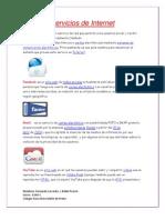Servicios de Internet2