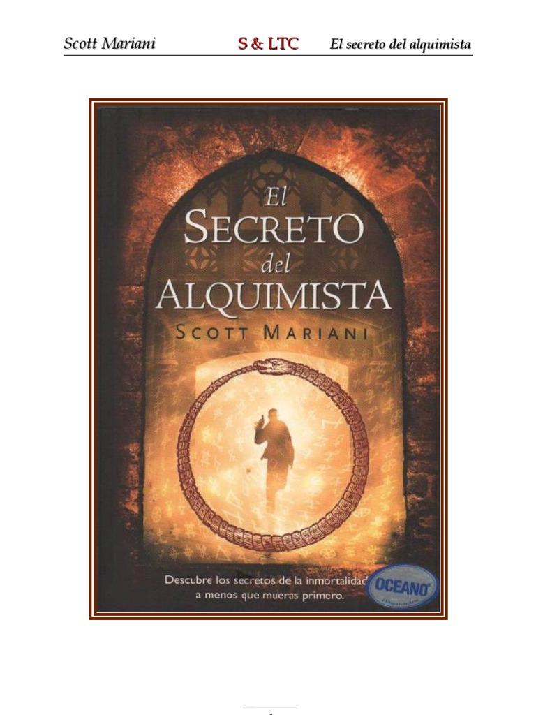 El Secreto del Alquimista   Alquimia   Naturaleza