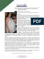 Caso de muerte Christa Julissa Coronado Izeppi