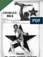 Revista Estrella Roja. Buenos Aires, Nº 6, septiembre, 1971