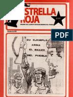 Revista Estrella Roja. Buenos Aires, Nº 7, octubre, 1971