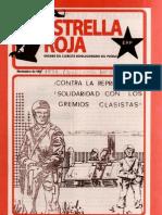 Revista Estrella Roja. Buenos Aires, Nº 8, noviembre 1972