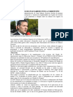 EXPIDE GOBIERNO DE JUAN SABINES TUFO A CORRUPCI+ôN