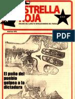 Revista Estrella Roja. Buenos Aires, Nº 12, abril, 1972