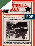 Revista Estrella Roja. Buenos Aires, Nº 18, 28 de febrero, 1973