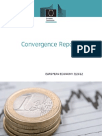 Convergence Report 2012