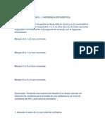 Evaluación Nacional 2012_1 inferencia estadistica