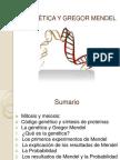 4.3 La genética y Gregor Mendel