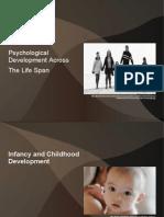 Psychological Development Across the Lifespan (Powerpoint)