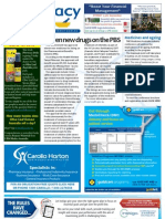 Pharmacy Daily for Tue 26 Jun 2012 - New drugs on PBS, Medicines Australia, NZ pharmacy changes, Rural health TV and much more...