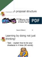 Lec 2 Research+Proposal