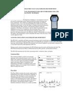 Circuit Breaker - DFA100 Application Note - Dead Tank Breaker