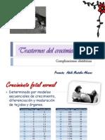 Complicaciones Obstetricas Salud Materno