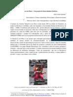 Relato de Experiência do projeto Narrativas em Fluxo UFRB