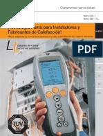 Brochure Testo 330