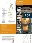 Ancient Egypt Leaflet