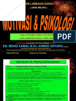Motivasi & Psikologi (Lengkap) - En Kamal
