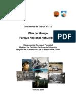 Plan de Manejo Nahuelbuta