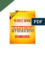 WHEE Wheebook-Affirmations