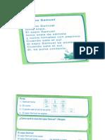 COMPRENSIÓN DE LECTURA 1° BÁSICO N°3