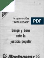 Revista Evita Montonera Edición especial