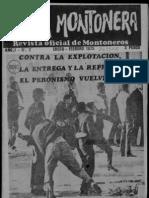Revista Evita Montonera. Buenos Aires, Nº 2, año I, enero-febrero, 1975