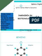 Benceno & Sus Derivados