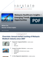 Malaysia Healthcare Insights - Emerging Trends, Ensuing Opportunities (2012!06!21)