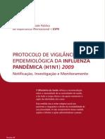 Protocolo Ve Influenza 2010